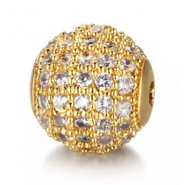 Mookait/Kagylóhéj/arany