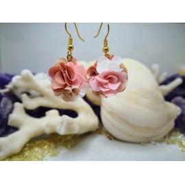 Bézs-púder rózsabojt/arany